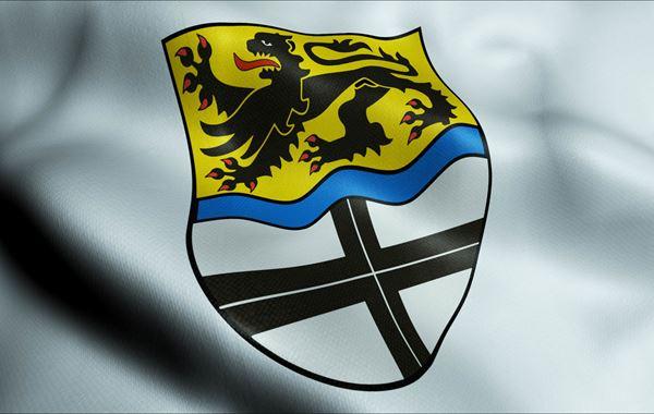 Wappen von Köln Chorweiler Monteurzimmer